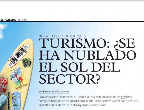 Turismo: ¿se ha nublado el sol del sector?