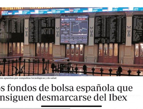 The Spanish equity funds that outperforme IBEX 35