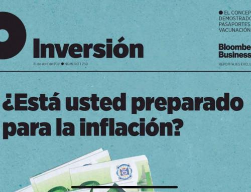 ¿Está usted preparado para la inflación?