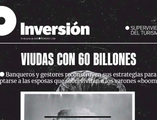 Viudas con 60 billones
